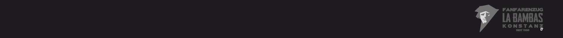 Kleiner Header Schwarz Grau